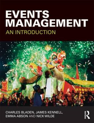 Events Management: An Introduction (BOK)