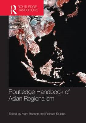 Routledge Handbook of Asian Regionalism (BOK)