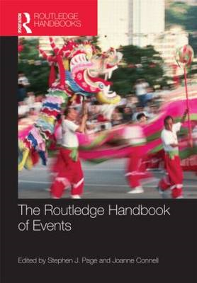 Routledge Handbook of Events (BOK)