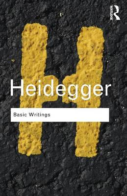 Basic Writings: Martin Heidegger (BOK)