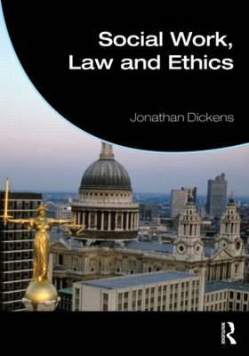 Social Work, Law and Ethics (BOK)