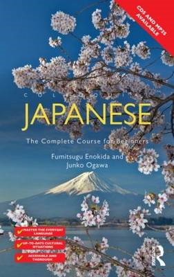 Colloquial Japanese (BOK)