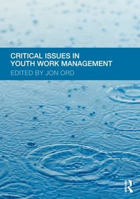 Critical Issues in Youth Work Management (BOK)