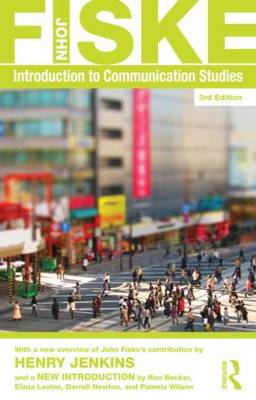 Introduction to Communication Studies (BOK)