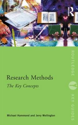Research Methods: The Key Concepts (BOK)