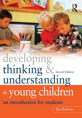 Developing Thinking and Understanding in Young Children (BOK)