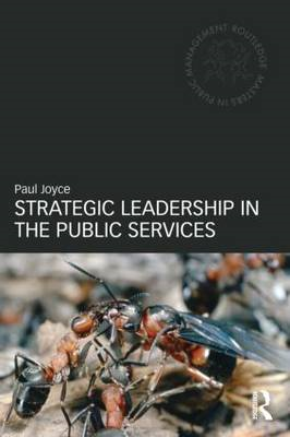 Strategic Leadership in the Public Services (BOK)