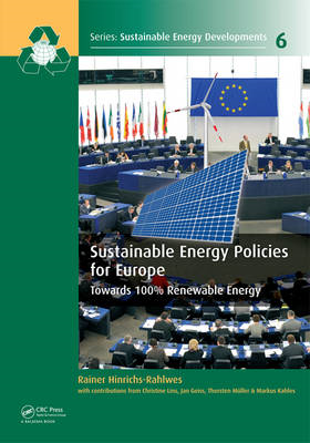 Sustainable Energy Policies for Europe: Towards 100% Renewable Energy (BOK)