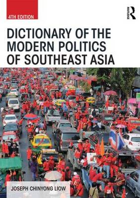 Dictionary of the Modern Politics of Southeast Asia (BOK)