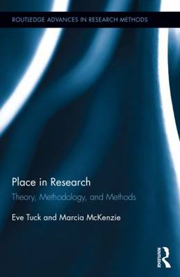 Place in Research: Theory, Methodology, and Methods (BOK)