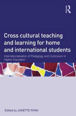 Cross Cultural Teaching and Learning for Home and Internatio (BOK)