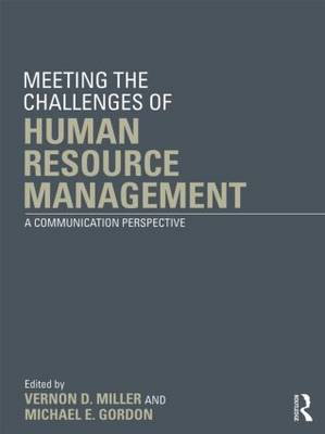 Meeting the Challenge of Human Resource Management (BOK)