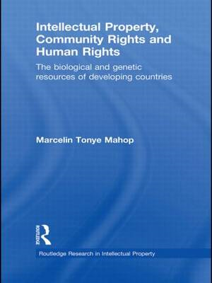 Intellectual Property, Community Rights and Human Rights (BOK)