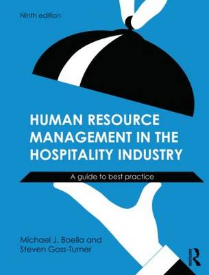 Human Resource Management in the Hospitality Industry (BOK)