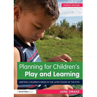 Planning for Children's Play and Learning (BOK)