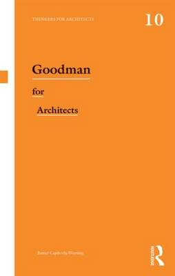 Goodman for Architects (BOK)