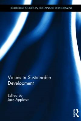 Values in Sustainable Development (BOK)