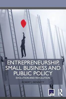 Entrepreneurship, Small Business and Public Policy (BOK)