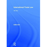 International Trade Law (BOK)
