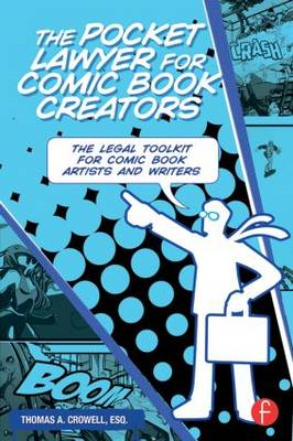Pocket Lawyer for Comic Book Creators (BOK)