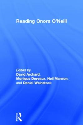 Reading Onora O'Neill (BOK)