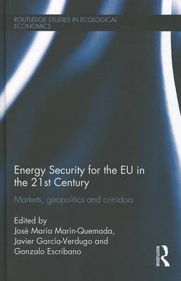 Energy Security for the EU in the 21st Century: Markets, Geopolitics and Corridors (BOK)
