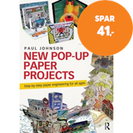 Produktbilde for New Pop-Up Paper Projects - Step-by-step paper engineering for all ages (BOK)