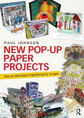 New Pop-Up Paper Projects (BOK)