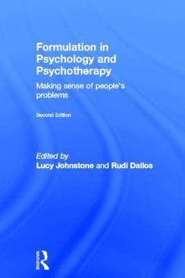 Formulation in Psychology and Psychotherapy: Making Sense of People's Problems (BOK)