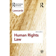 Human Rights Lawcards: 2012-2013 (BOK)