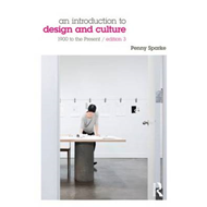 Introduction to Design and Culture (BOK)