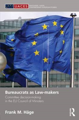 Bureaucrats as Law-Makers: Committee Decision-making in the EU Council of Ministers (BOK)