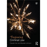 Beginning Criminal Law (BOK)