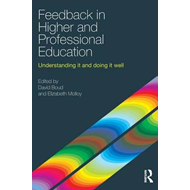 Feedback in Higher and Professional Education (BOK)