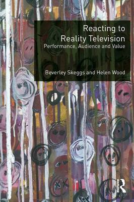 Reacting to Reality Television (BOK)