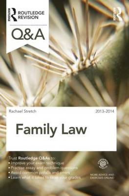 Q&A Family Law 2013-2014 (BOK)