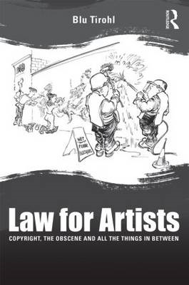 Law for Artists (BOK)