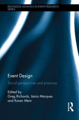 Event Design: Social Perspectives and Practices (BOK)