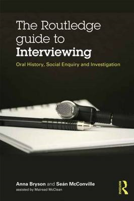 Routledge Guide to Interviewing (BOK)