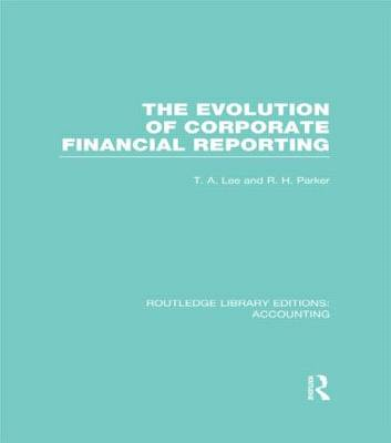 Evolution of Corporate Financial Reporting (BOK)