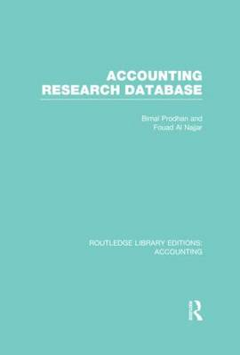 Accounting Research Database (BOK)