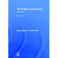 The English Legal System: 2014-2015 (BOK)