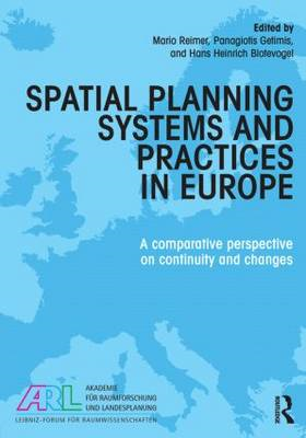 Spatial Planning Systems and Practices in Europe (BOK)