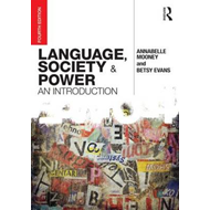 Language, Society and Power (BOK)