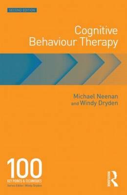 Cognitive Behaviour Therapy (BOK)