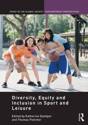 Diversity, equity and inclusion in sport and leisure (BOK)