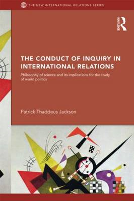 Conduct of Inquiry in International Relations (BOK)