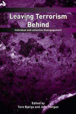 Leaving Terrorism Behind: Individual and Collective Disengagement (BOK)