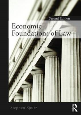Economic Foundations of Law (BOK)