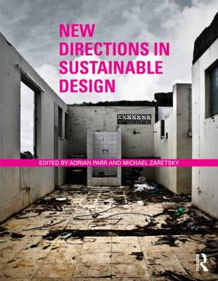 New Directions in Sustainable Design (BOK)